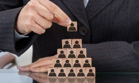 organigrama de una empresa