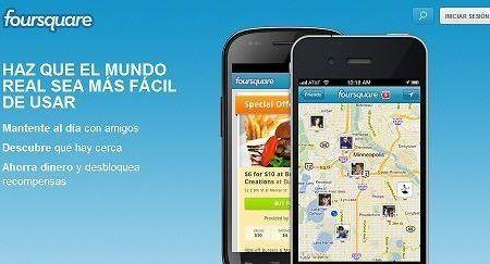 marketing foursquare