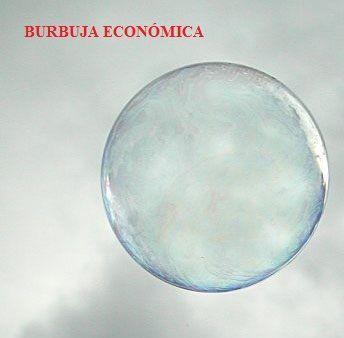 la burbuja economica
