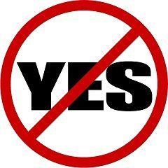 no decir si a todo como decir no