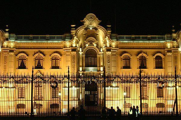 gobierno palacio