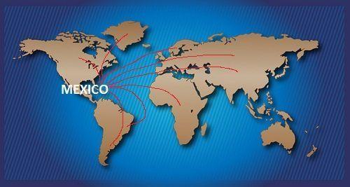 Exportar desde México para el mundo