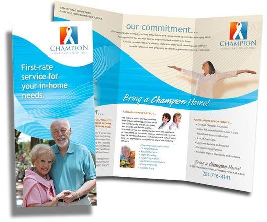 crear brochures