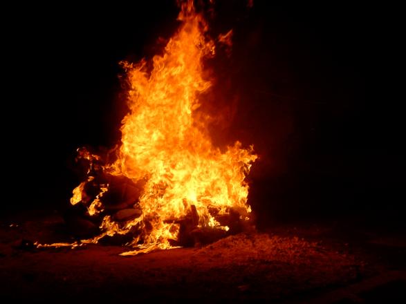 quemado laboral
