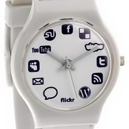 Tiempo Redes Sociales