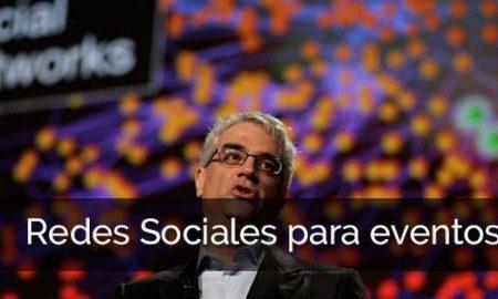 Redes Sociales para Eventos