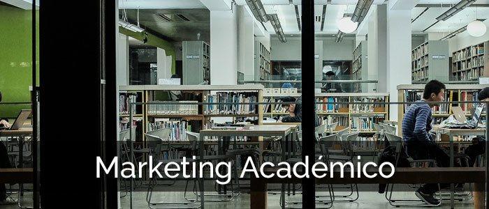 Marketing Académico