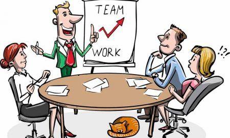 equipo de trabajo ejemplos