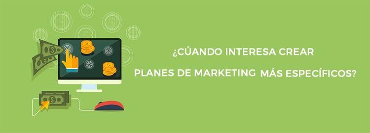 plan de marketing de una empresa