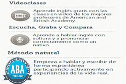 apprendre l'anglais cours aba gratuit
