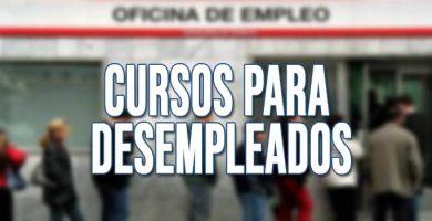 cursos para desempleados online