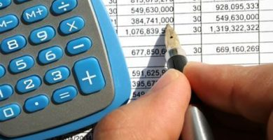 Consideraciones en el presupuesto financiero
