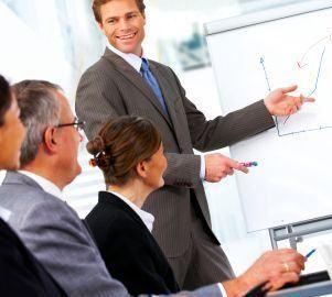 La gestión de empresas