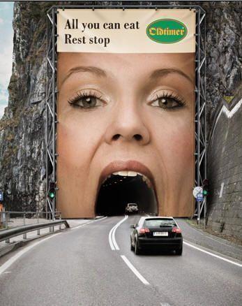 La publicidad exterior