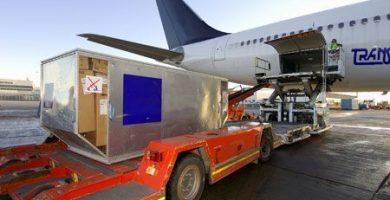 Aspectos relativos al transporte aéreo
