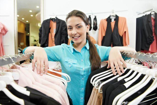 como ser un buen vendedor de ropa
