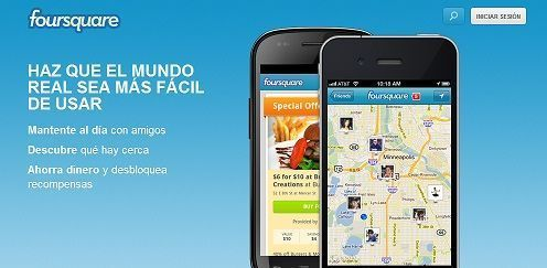 marketing foursquare