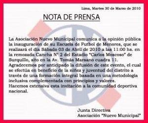 Crear Notas De Prensa Eficaces Gestion Org