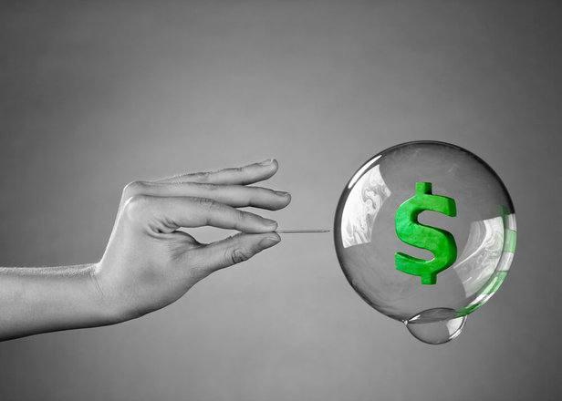 burbuja economica colombia