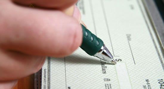 cheque sin fondos