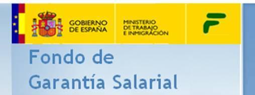 fondo garantia salarial