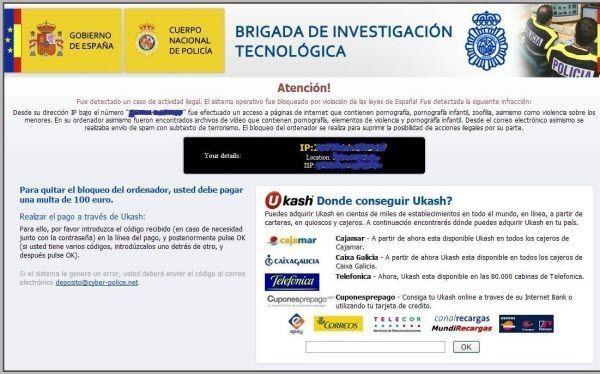 ransomware secuestro informatico