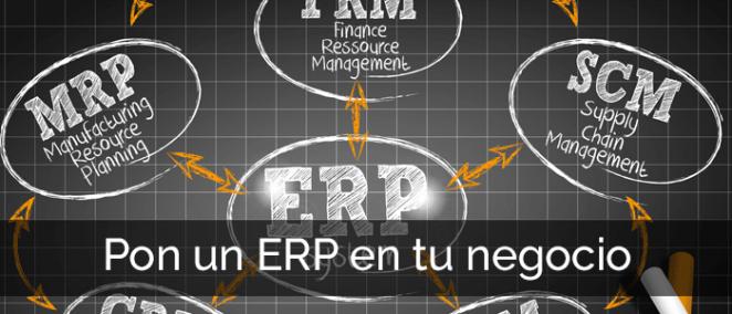 Importancia de un buen ERP