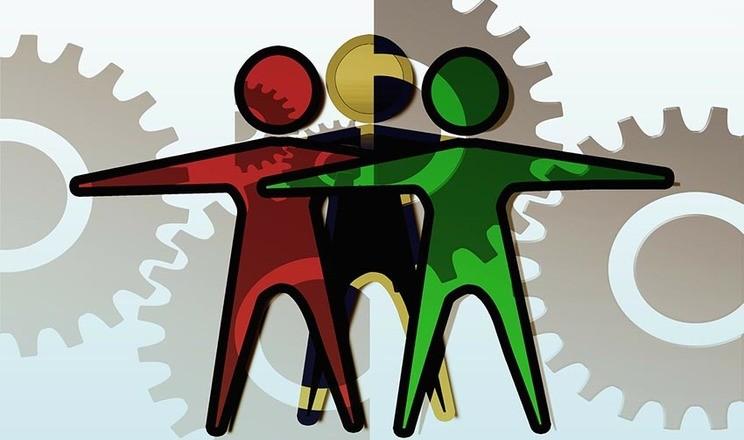 trabajar en grupo definición