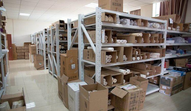 la gestion de stock en los almacenes