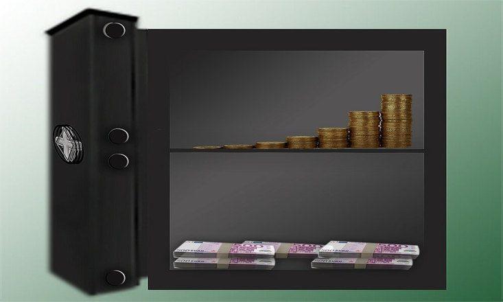 tipos de costos de contabilidad caja fuerte