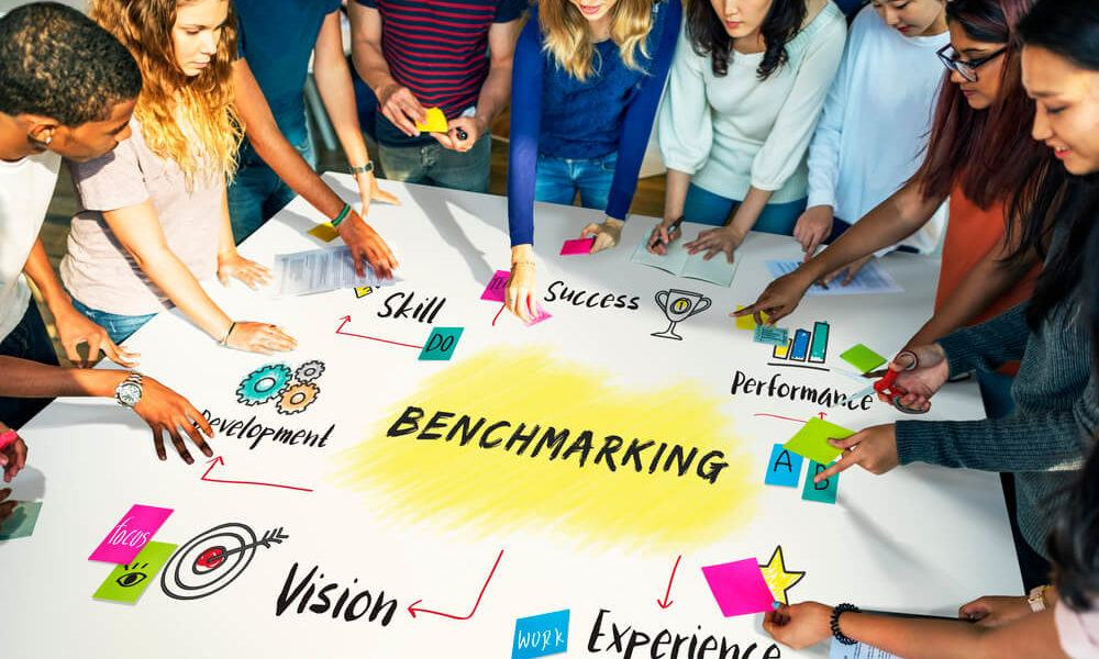 Qué es el benchmarking y cómo influye en marketing