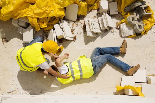 que es un accidente de trabajo