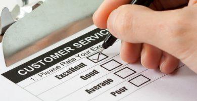 encuesta de satisfaccion de clientes