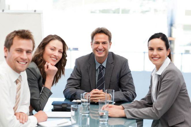 personal en empresa